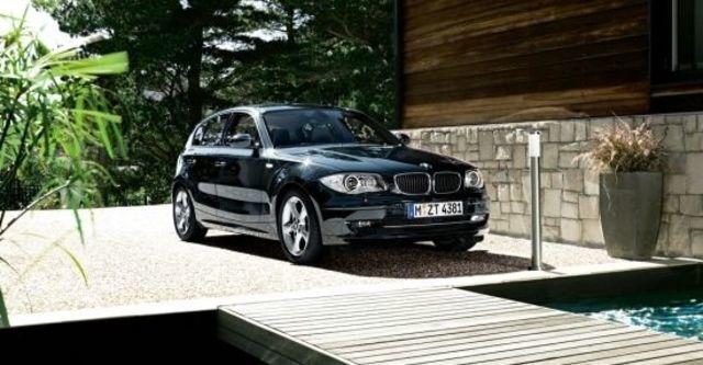2010 BMW 1-Series 120i  第3張相片