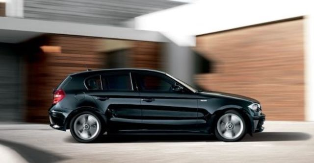 2010 BMW 1-Series 120i  第4張相片