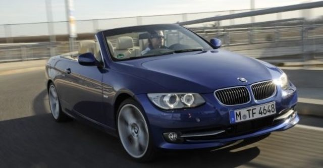 2010 BMW 3-Series Convertible 335i  第1張相片