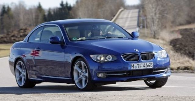 2010 BMW 3-Series Convertible 335i  第4張相片