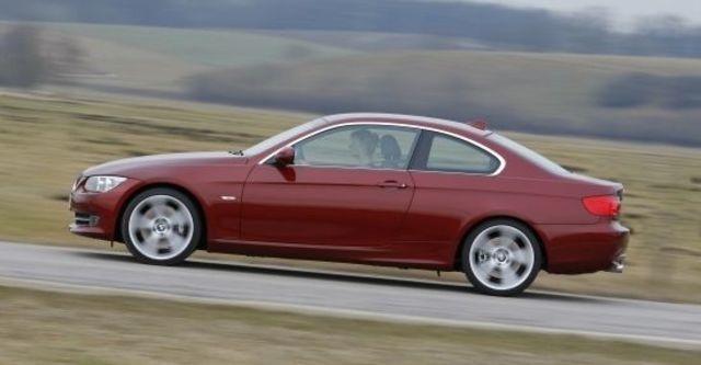 2010 BMW 3-Series Coupe 320i  第4張相片