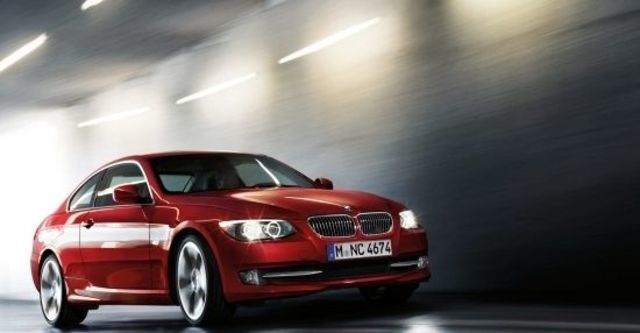 2010 BMW 3-Series Coupe 325i  第1張相片
