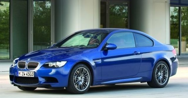 2010 BMW 3-Series Coupe M3  第1張相片
