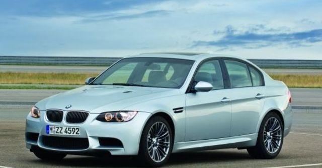 2010 BMW 3-Series Sedan M3  第2張相片