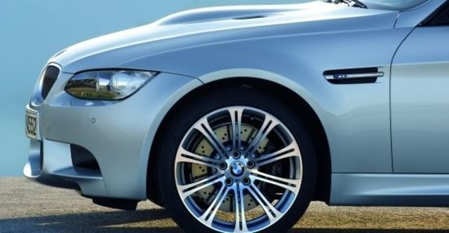 2010 BMW 3-Series Sedan M3  第6張相片