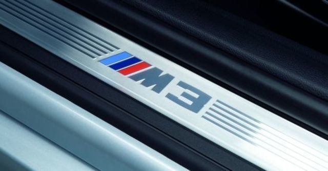 2010 BMW 3-Series Sedan M3  第9張相片