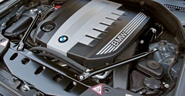 2010 BMW 5-Series GT 530d  第10張相片
