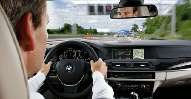 2010 BMW 5-Series Sedan 535i  第4張相片