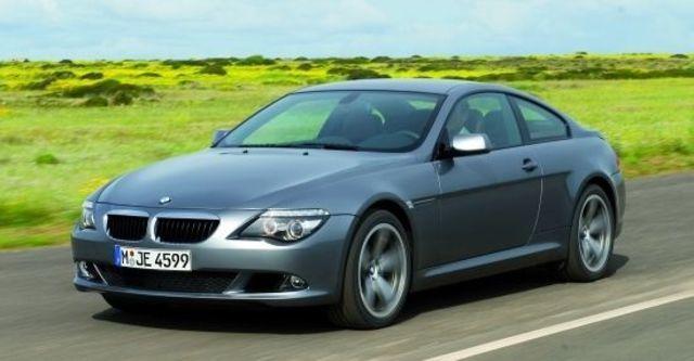 2010 BMW 6-Series 630i  第1張相片