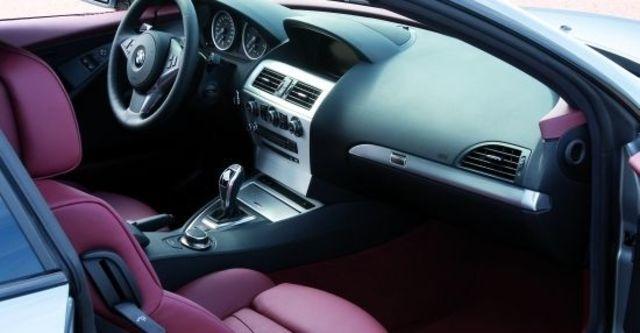 2010 BMW 6-Series 630i  第5張相片
