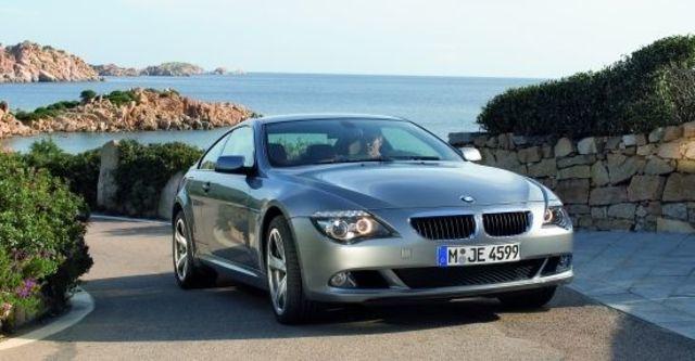 2010 BMW 6-Series 650i  第1張相片