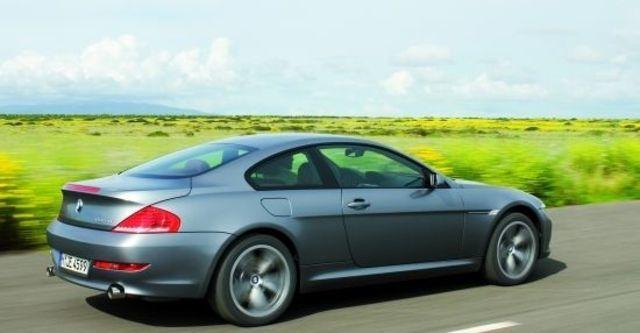2010 BMW 6-Series 650i  第3張相片