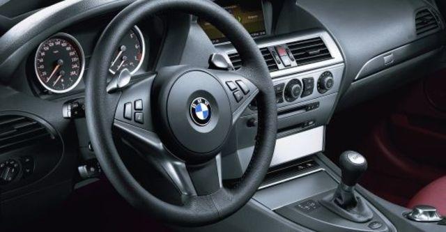 2010 BMW 6-Series 650i  第6張相片