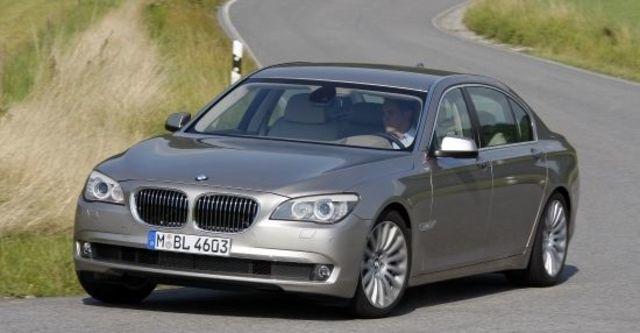 2010 BMW 7-Series 740Li四座豪華版  第2張相片