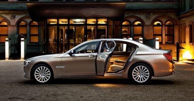 2010 BMW 7-Series 740Li四座豪華版  第4張相片
