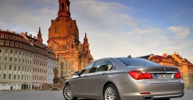 2010 BMW 7-Series 740Li四座豪華版  第5張相片