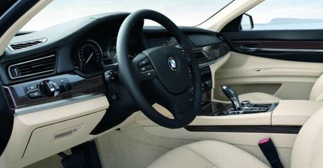 2010 BMW 7-Series 740Li四座豪華版  第6張相片