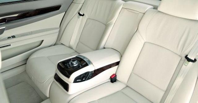 2010 BMW 7-Series 740Li四座豪華版  第7張相片