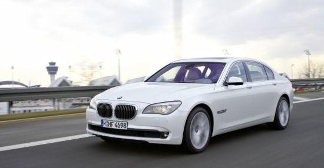2010 BMW 7-Series 760Li  第3張相片