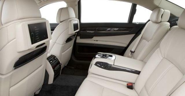 2010 BMW 7-Series 760Li  第9張相片