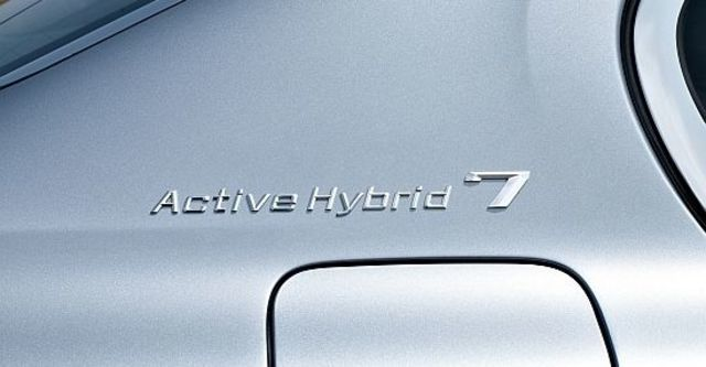 2010 BMW 7-Series ActiveHybrid 7 L  第5張相片