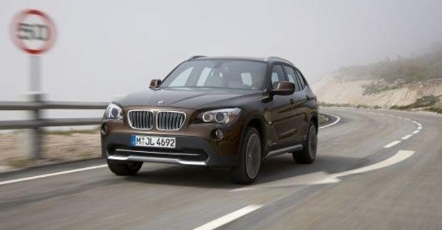 2010 BMW X1 sDrive18i  第1張相片