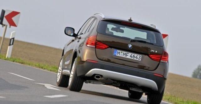 2010 BMW X1 sDrive18i  第3張相片