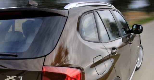 2010 BMW X1 sDrive18i  第4張相片