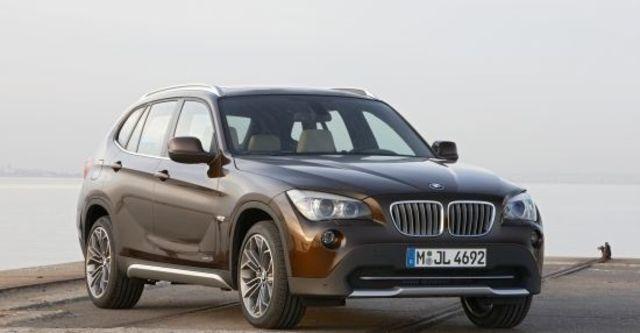 2010 BMW X1 sDrive20d  第1張相片