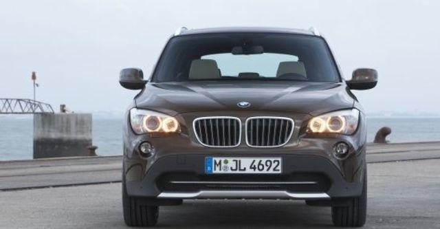 2010 BMW X1 sDrive20d  第3張相片