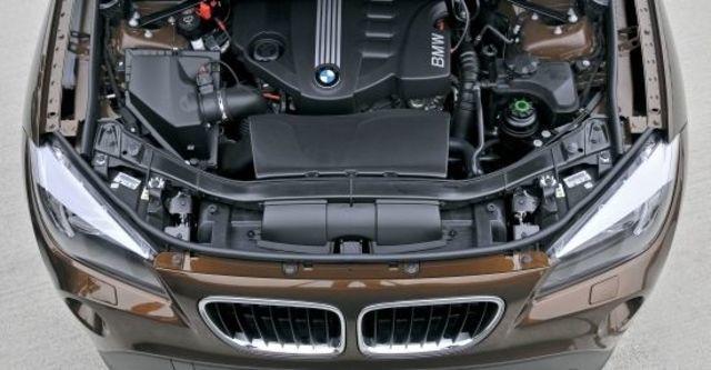 2010 BMW X1 sDrive20d  第7張相片