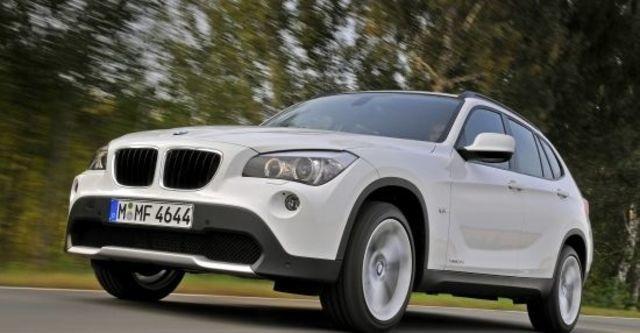 2010 BMW X1 xDrive20d  第1張相片