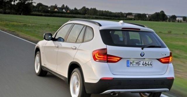 2010 BMW X1 xDrive20d  第3張相片