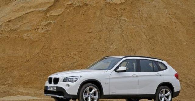 2010 BMW X1 xDrive20d  第4張相片