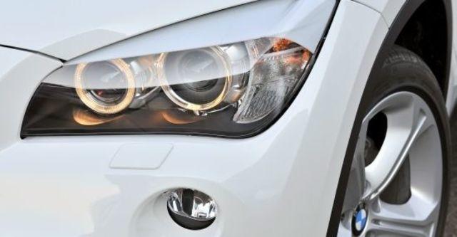2010 BMW X1 xDrive20d  第6張相片