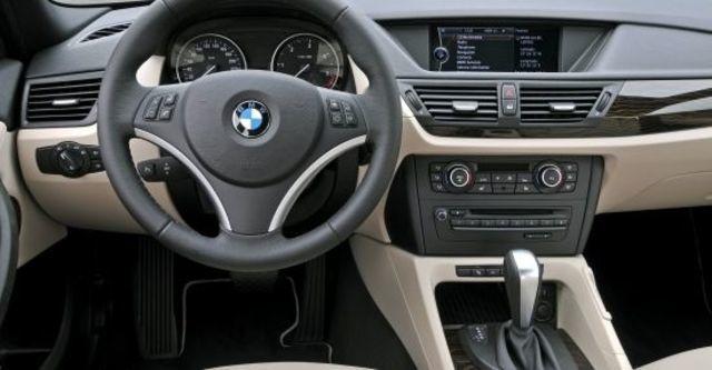 2010 BMW X1 xDrive20d  第8張相片