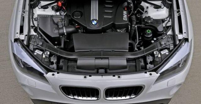 2010 BMW X1 xDrive20d  第9張相片