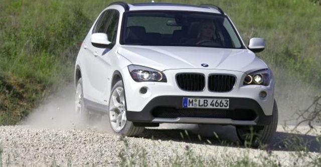 2010 BMW X1 xDrive23d  第1張相片
