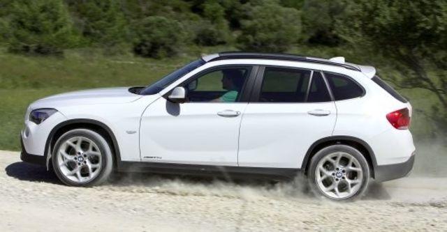 2010 BMW X1 xDrive23d  第3張相片