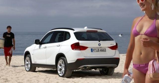 2010 BMW X1 xDrive23d  第4張相片
