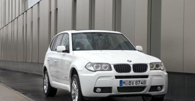 2010 BMW X3 xDrive25i  第1張相片