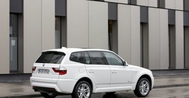2010 BMW X3 xDrive25i  第3張相片