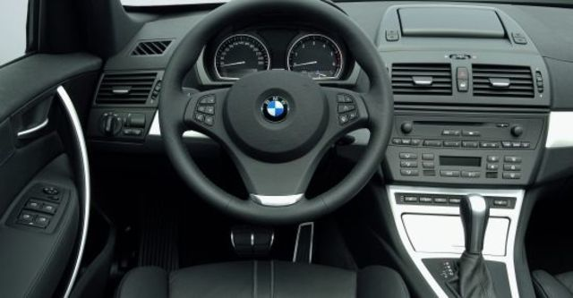 2010 BMW X3 xDrive25i  第6張相片