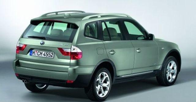2010 BMW X3 xDrive30i  第3張相片