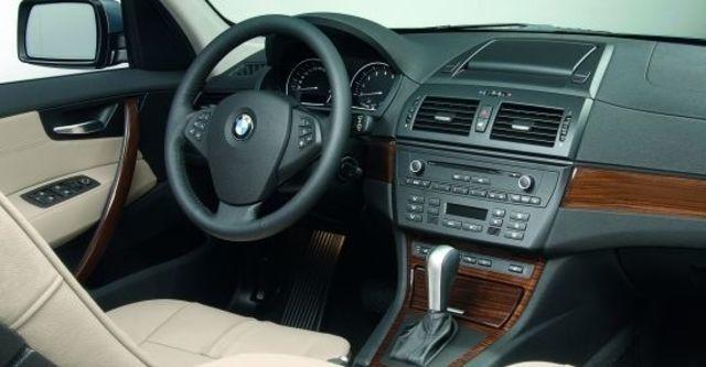 2010 BMW X3 xDrive30i  第6張相片
