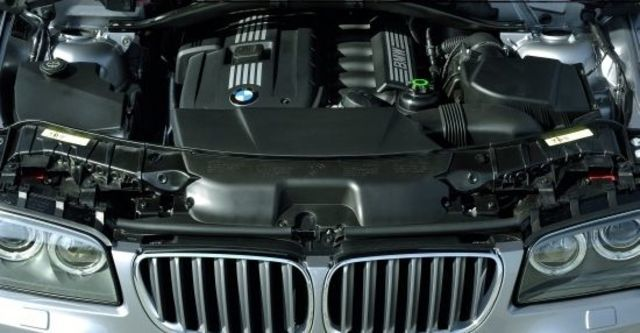 2010 BMW X3 xDrive30i  第9張相片