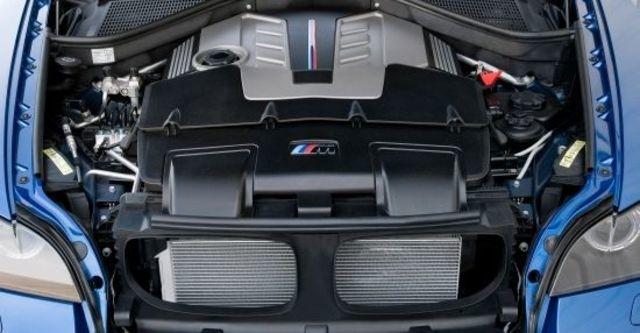 2010 BMW X5 M 4.4  第6張相片