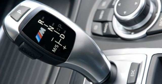 2010 BMW X5 M 4.4  第7張相片