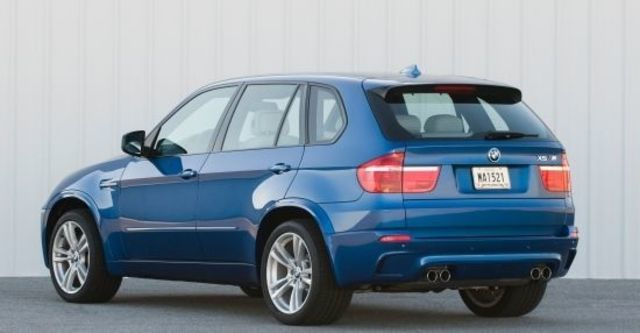 2010 BMW X5 M 4.4  第12張相片