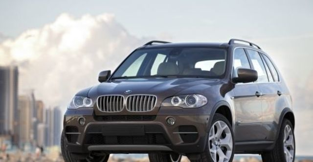 2010 BMW X5 xDrive30d  第1張相片